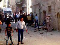 Kilis'se roketli saldırıda ölenlerin sayısı 19'a yükseldi