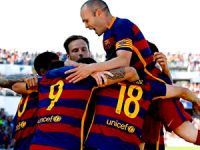 La Liga'da şampiyon Barcelona