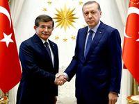 Ahmet Davutoğlu, Cumhurbaşkanı Erdoğan'a istifasını sundu