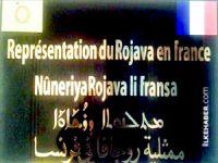 Paris'te Rojava temsilciliği açılıyor