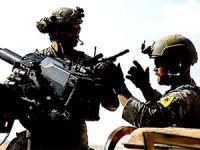 ABD'den YPG armalı asker açıklaması