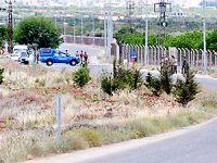 Antep Havalimanı Lojmanları'na roket saldırısı