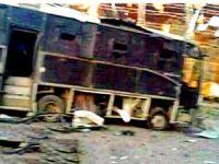 Silopi'de patlama: 4 kişi hayatını kaybetti, 5'i polis 19 kişi yaralı