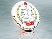 454 hâkim ve savcının yeri değişti