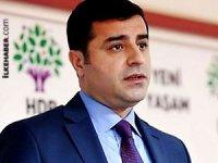 Demirtaş'tan erken seçim açıklaması