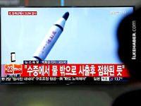 Kuzey Kore'den yeni 'balistik füze denemesi'