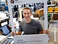 Mark Zuckerberg de laptop'un kamerasını bantladı