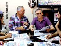 Özgür Gündem'in nöbetçi yayın yönetmeni Ergun Babahan oldu