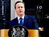 David Cameron meclisten istifa etti