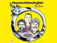 Leman'ın kapağı: Gazetecilik suç değildir