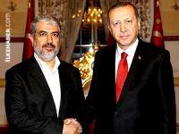 İsrail anlaşması öncesi Erdoğan, Halid Meşal'la görüştü