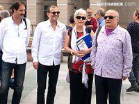 Özgür Gündem'in 4 nöbetçi yayın yönetmeni Çağlayan'da
