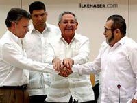 Kolombiya Kalıcı Barış Anlaşması'nın tam metni