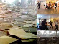 Atatürk Havalimanı'nda canlı bomba saldırısı:36 ölü