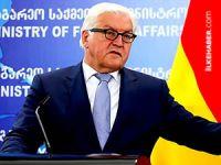 Steinmeier: Deniz Yücel'in tutukluluğu skandal