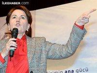 Meral Akşener: Gök kubbeyi başınıza yıkarım