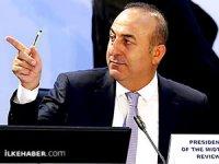 Çavuşoğlu: Kerkük'te PKK'ya izin vermeyeceğiz