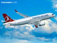 THY: Erbil'e ilk uçak seferi 26 Mart'ta