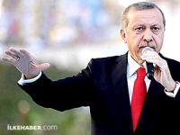 Erdoğan: PYD'nin kökünü kazıyana kadar mücadele edeceğiz