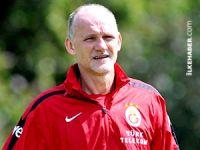 Taffarel Galatasaray'dan ayrıldı