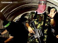 Hamas, gizli tünellerinin 'kapılarını' ilk kez açtı