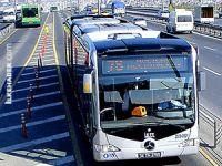 İstanbul'da ücretsiz toplu ulaşımın süresi uzatıldı