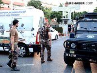 Harp Akademileri lojmanına polis baskını: 40 kişi gözaltına alındı