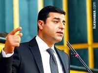 Demirtaş: 'Hükümete de, PKK'ye de çağrı yapıyorum'