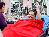 Hasta tutuklu Sibel Çapraz tahliye edilmedi