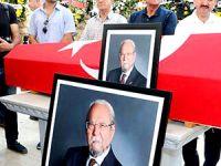 Prof. Dr. Halil İnalcık toprağa verildi
