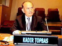 Kadir Topbaş'tan tutuklanan damadı için ilk yorum