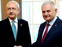Başbakan Yıldırım Kılıçdaroğlu ile görüşecek