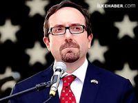 ABD Büyükelçisi Türkiye'den ayrılıyor