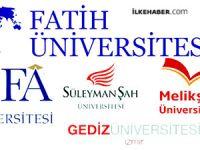 Kapatılan üniversitelerin öğrencilerine verilen burs kesildi