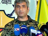 Redur Xelil: YPG, Fırat'ın doğusuna çekilecek
