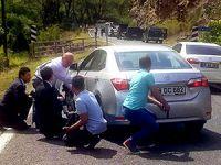 CHP konvoyuna saldırıyı PKK üstlendi