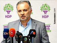 HDP'li Ayhan Bilgen'e yeniden tutuklama kararı