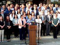 Öcalan'la görüşene kadar süresiz dönüşümsüz açlık grevi