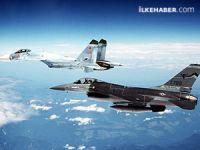 Rusya'dan ABD'ye 'uçuşa yasak bölge' yanıtı