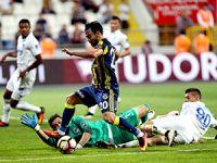 Fenerbahçe ilk galibiyetini aldı