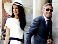 Amal Clooney: Esad'a dava açılırsa görev almaktan mutlu olurum