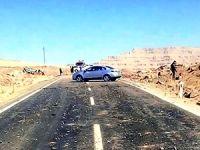 Mardin'de asker ve korucuları taşıyan araca saldırı