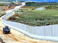 Rojava sınırına dünyanın en uzun 3. duvarı