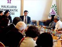 HDP, Demirtaş ve Yüksekdağ başkanlığında toplandı