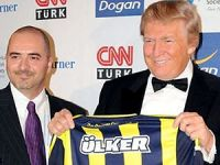 Fenerbahçe'den Donald Trump'a tebrik