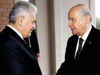 AK Parti ve MHP başkanlık teklifinde uzlaştı