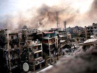 Halep'teki ateşkese Rusya ve Çin'den veto