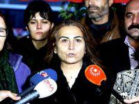 HDP heyeti Figen Yüksekdağ'la görüştü