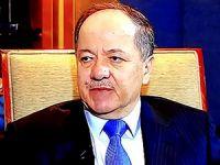 Mesud Barzani: 'Kuzey Irak değil Kürdistan'