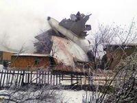 Türk kargo uçağı Bişkek'te düştü